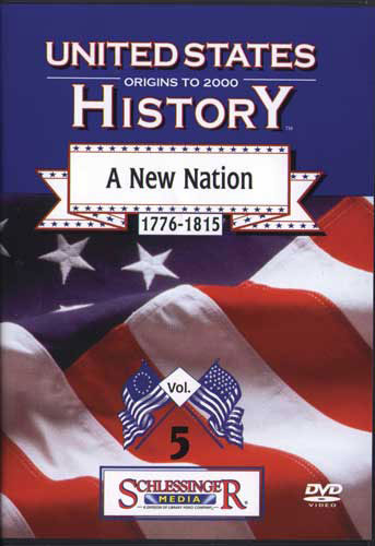 A New Nation DVD
