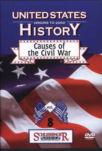 Causes of Civil War DVD