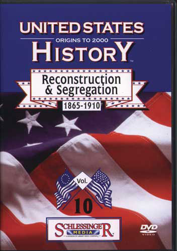 Reconstruction & Segregation DVD