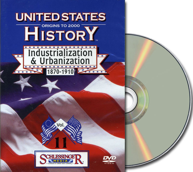 Industrialization & Urbanization DVD
