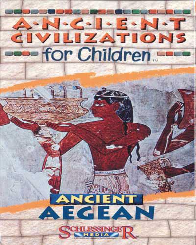 Ancient Aegean DVD
