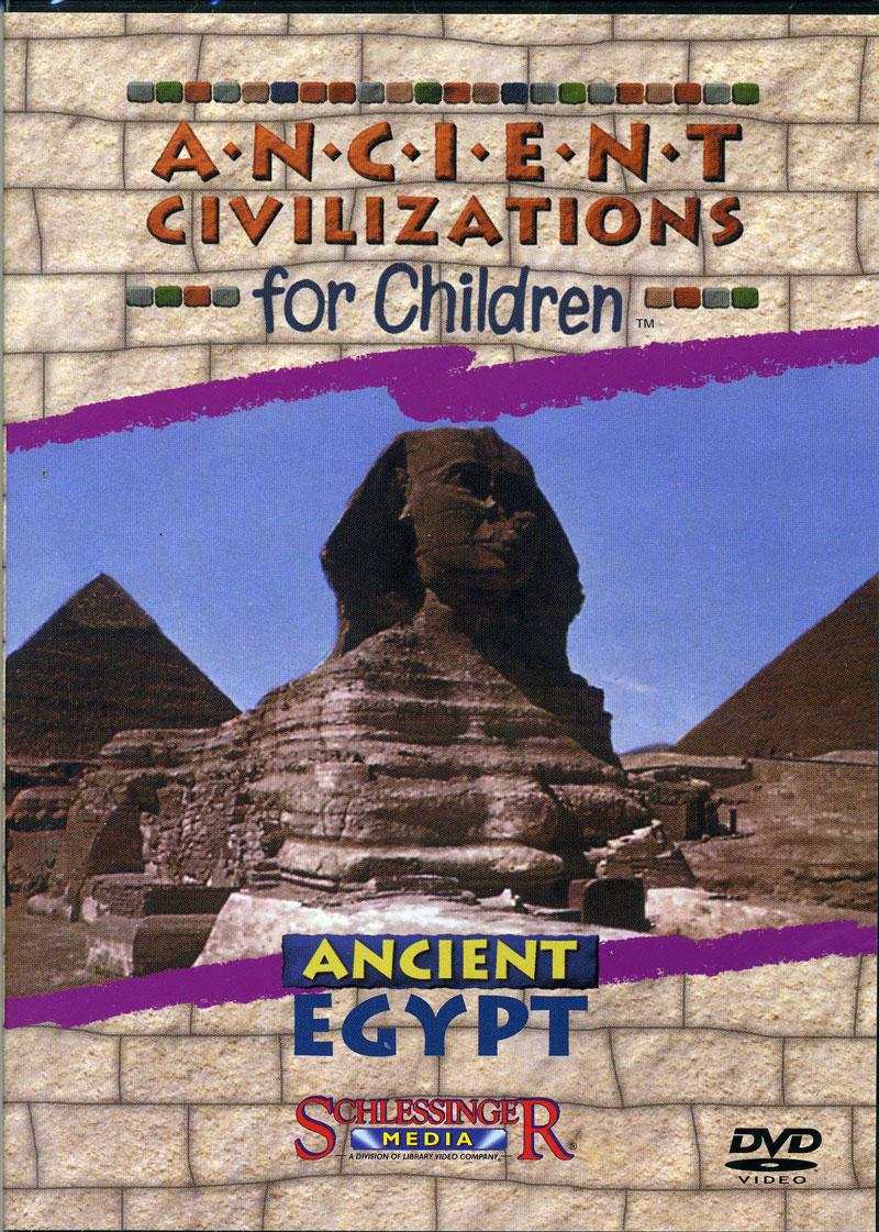 Ancient Egypt DVD