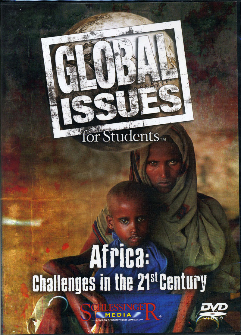 Africa: Challenges of the 21st Century DVD