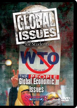 Global Economic Issues DVD