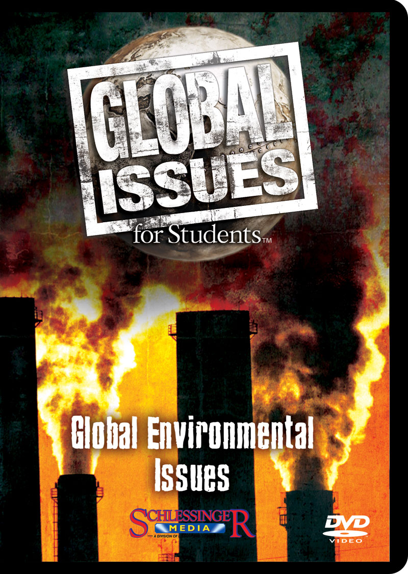 Global Issues for Students: Global Environmental Issues DVD