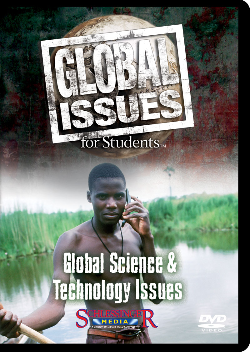 Global Issues for Students: Global Science & Technology Issues DVD