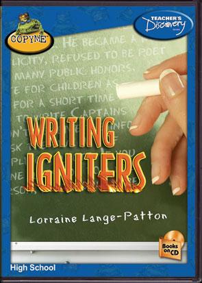 Writing Igniters ~ CD-ROM