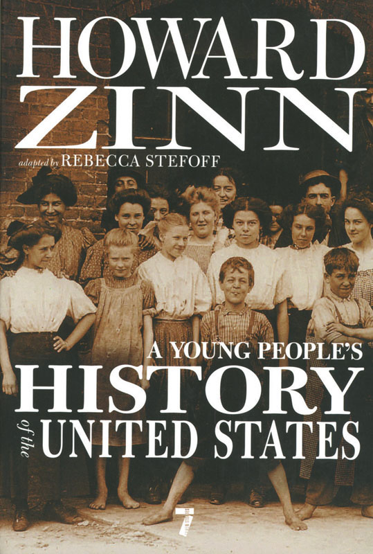 A Young People's History of the United States Book