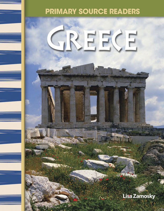 Greece Primary Source Reader - Greece Primary Source Reader - Print Book