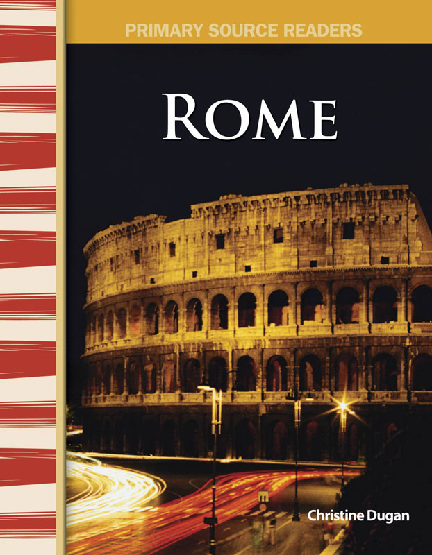 Rome Primary Source Reader - Rome Primary Source Reader - Print Book