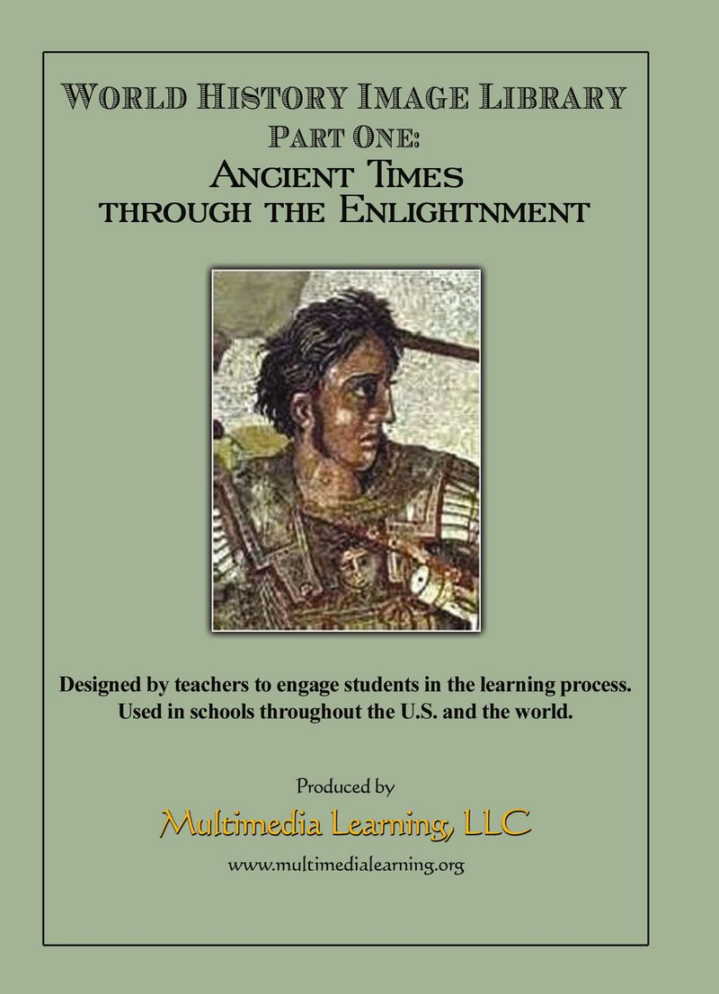 Ancient TimesThrough the Enlightenment Image Library On CD