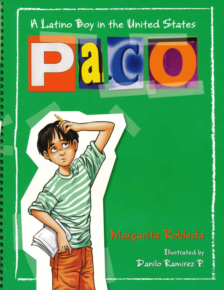 Paco: a Latino Boy in the United States Book