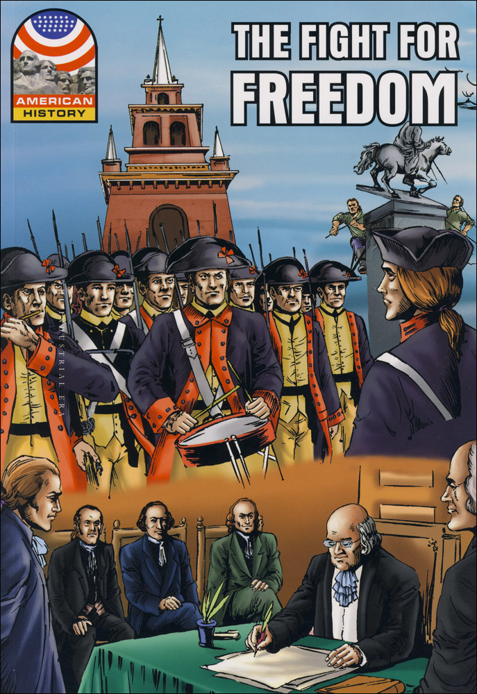 Fight for Freedom Graphic Novel