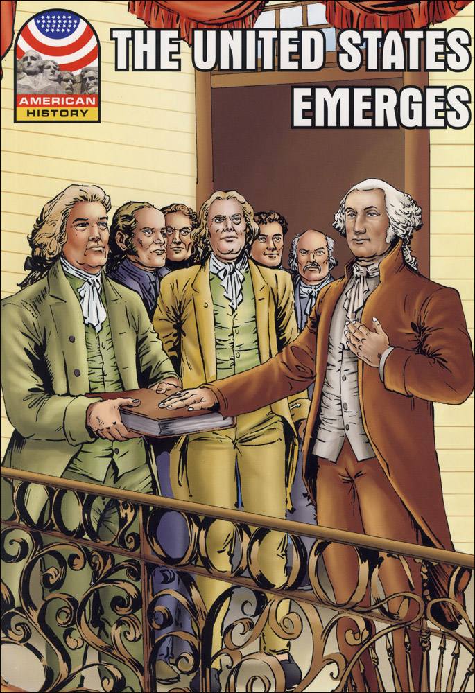 United States Emerges Graphic Novel