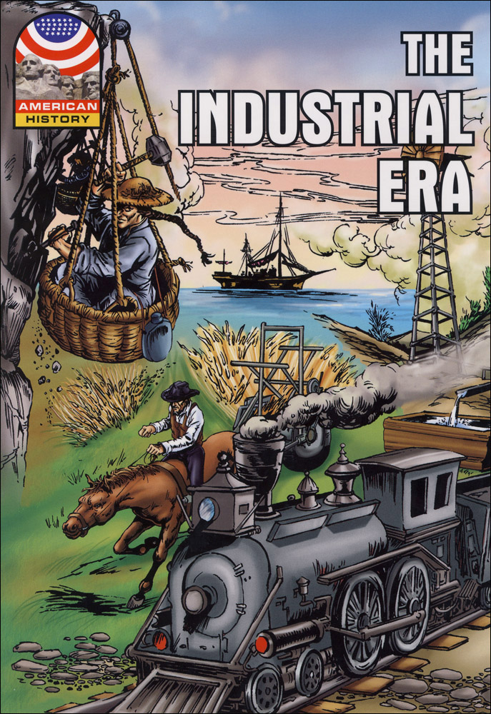 Industrial Era Graphic Novel