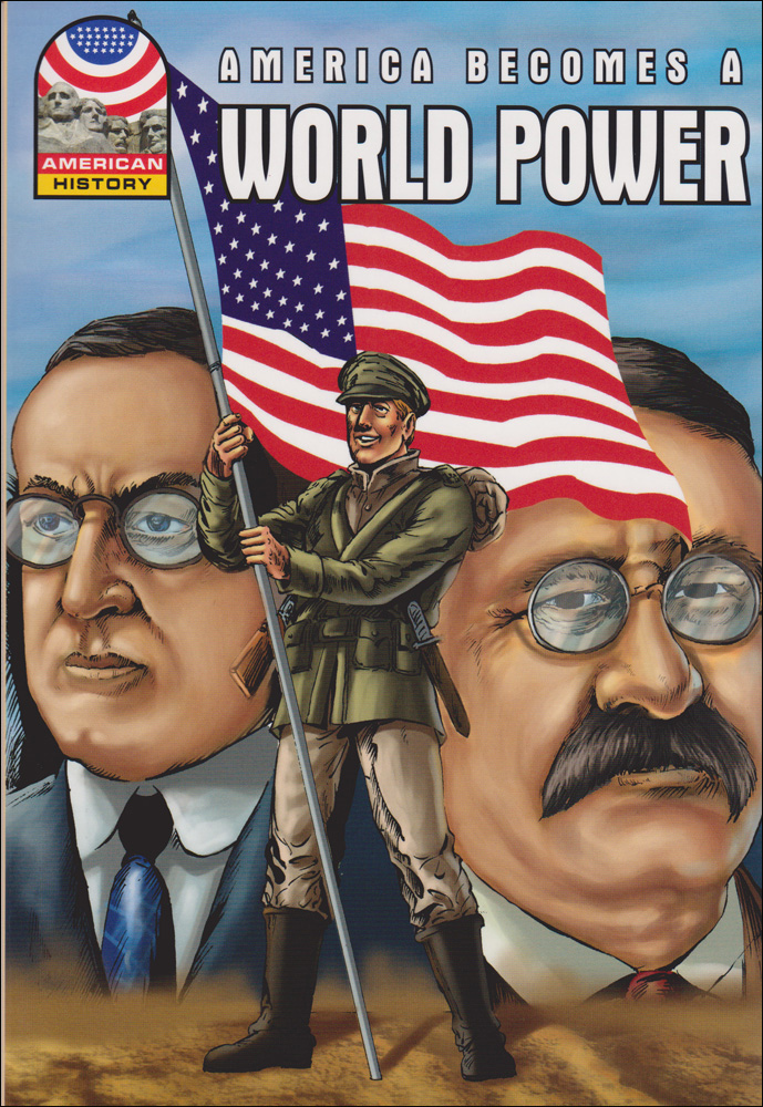America Becomes a World Power Graphic Novel