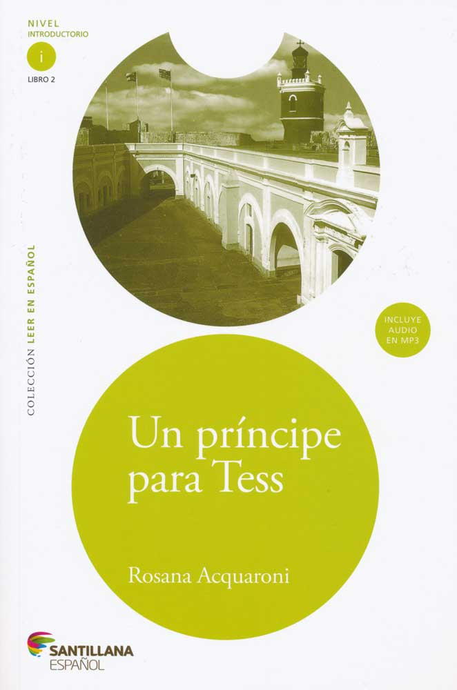 Un príncipe para Tess Spanish Reader + Audio CD Nivel Introductorio i Libro 2