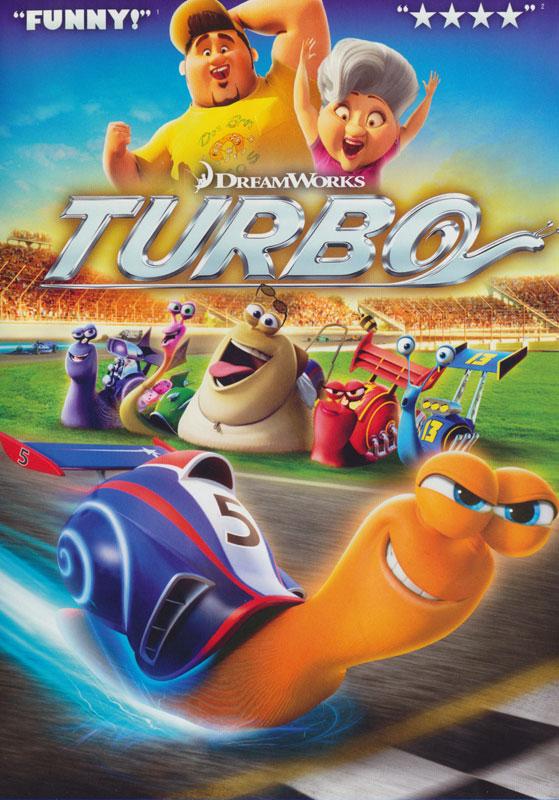 Turbo Spanish/French DVD