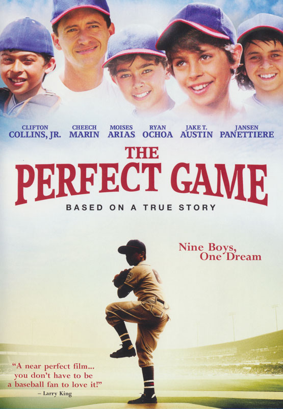 The Perfect Game Spanish DVD