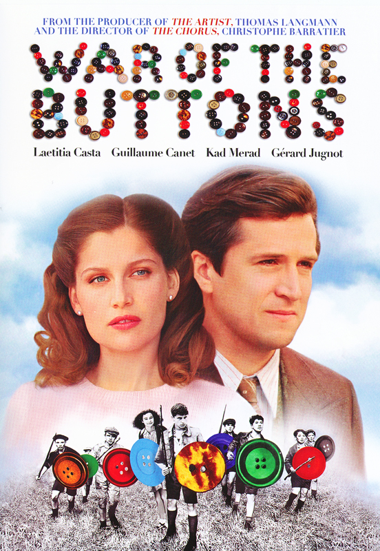 War of the Buttons French DVD