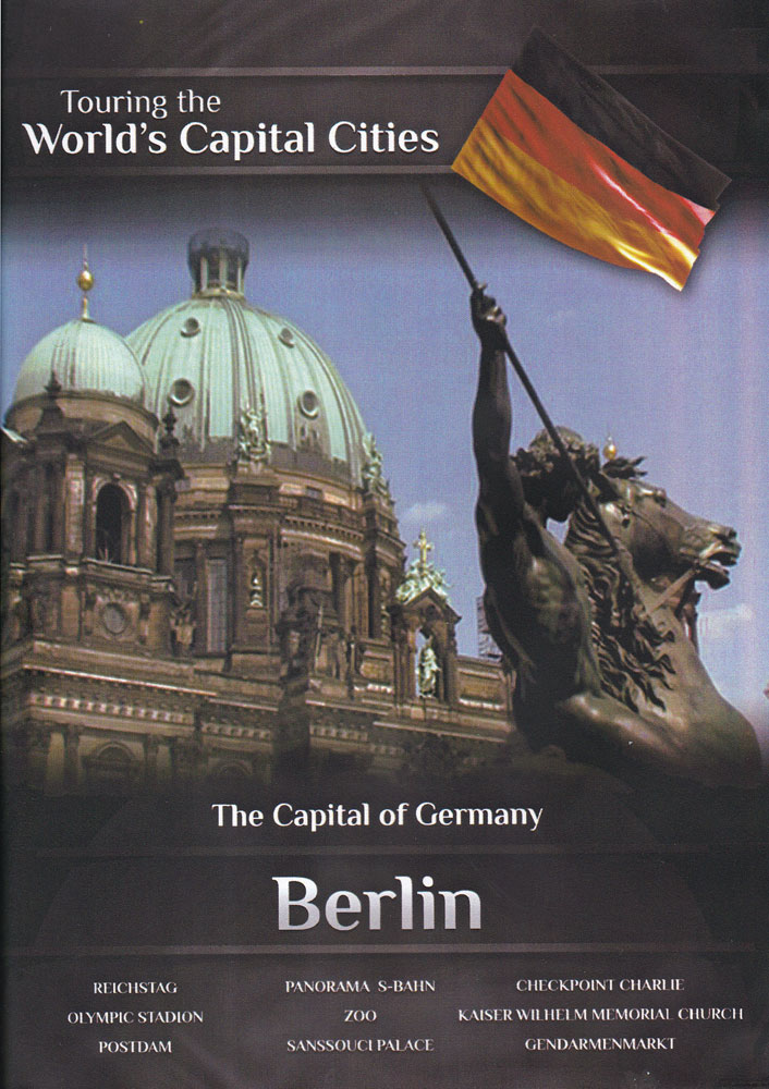 Capitol of Germany Berlin DVD