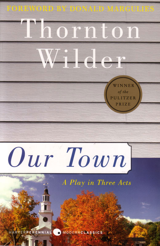 Our Town Paperback Book (NP)