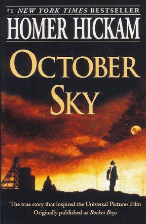 October Sky Paperback Book (900L)