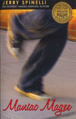 Maniac Magee Paperback Book (820L)