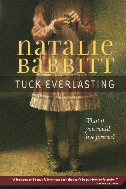 Tuck Everlasting Paperback Book (770L)