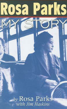 Rosa Parks My Story Paperback Book (970L)