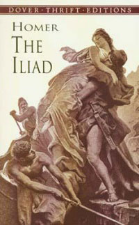 The Iliad Paperback Book (1330L)