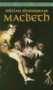 Macbeth Paperback Book (NC1020L)
