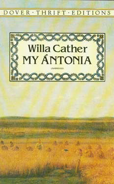 My Antonia Paperback Book (1010L)