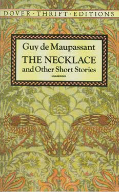 The Necklace and Other Short Stories Paperback Book