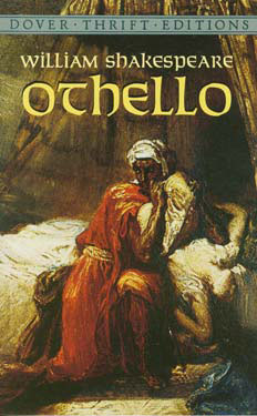Othello Paperback Book (NC1160L)