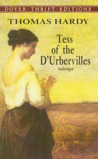 Tess of the D'Urbervilles Paperback Book (1160L)