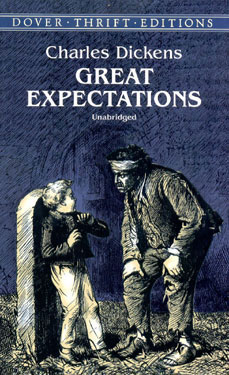 Great Expectations Paperback Book (1150L)