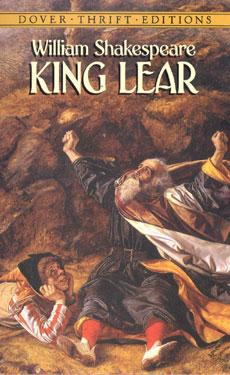 King Lear Paperback Book (NC1140L)