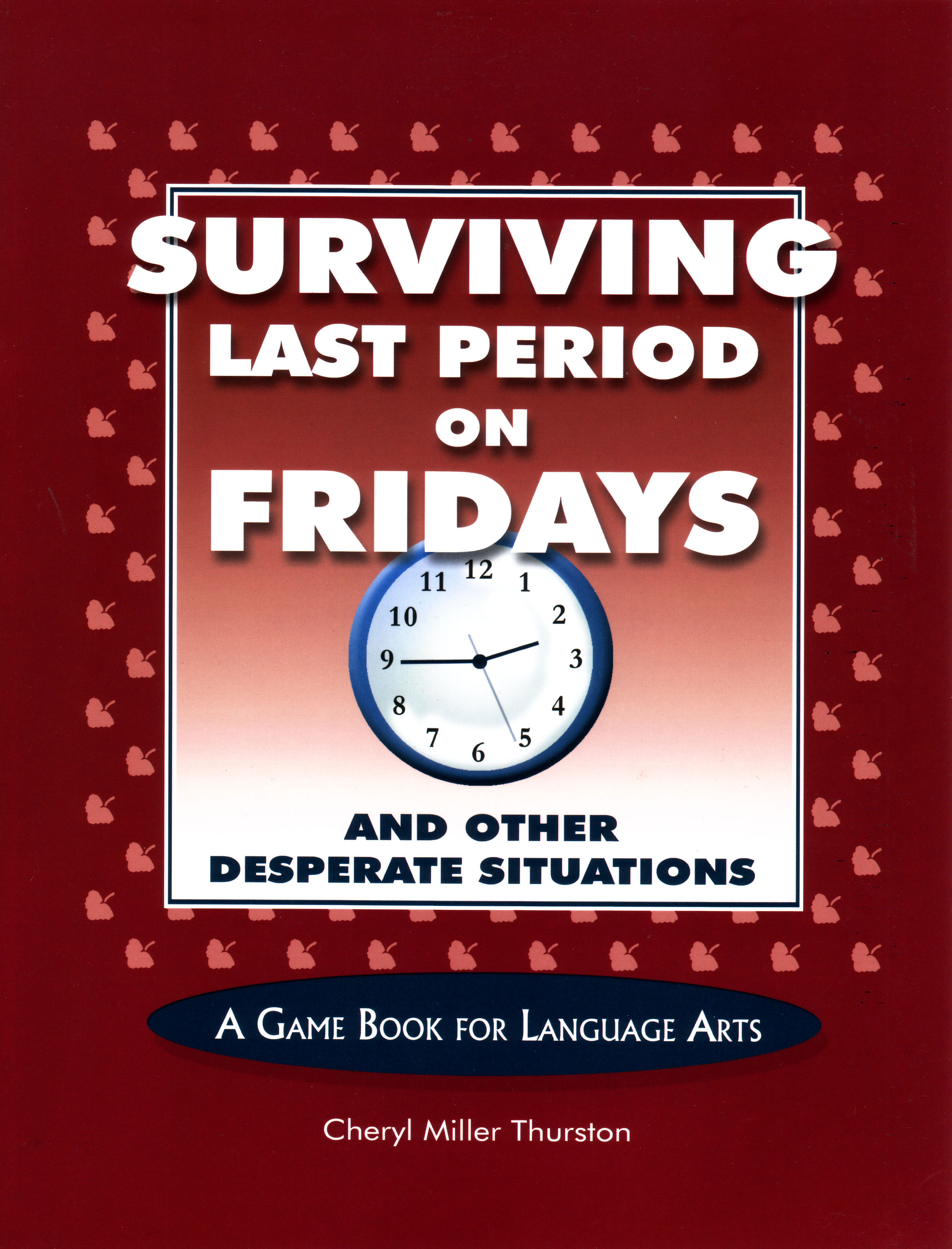 Surviving Last Period On Fridays Activity Book