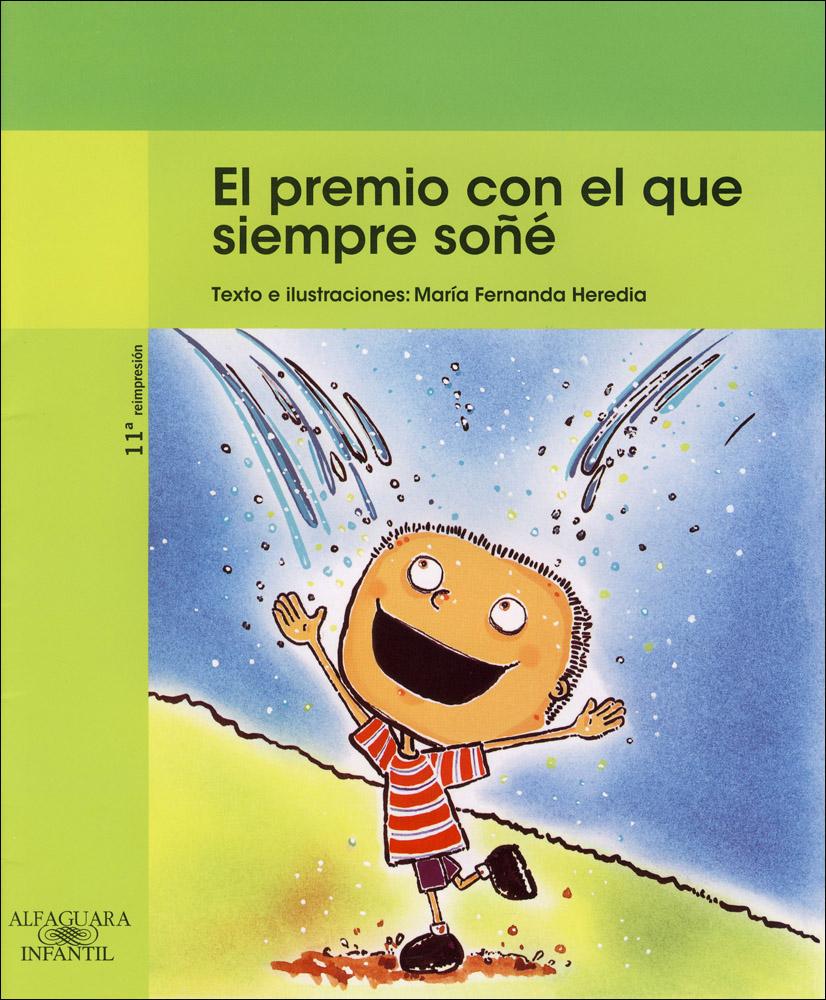 El premio con el que siempre soñé Spanish Book
