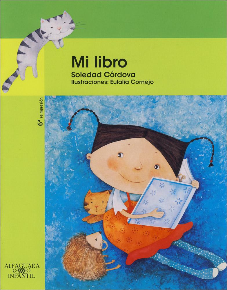 Mi libro Spanish Book