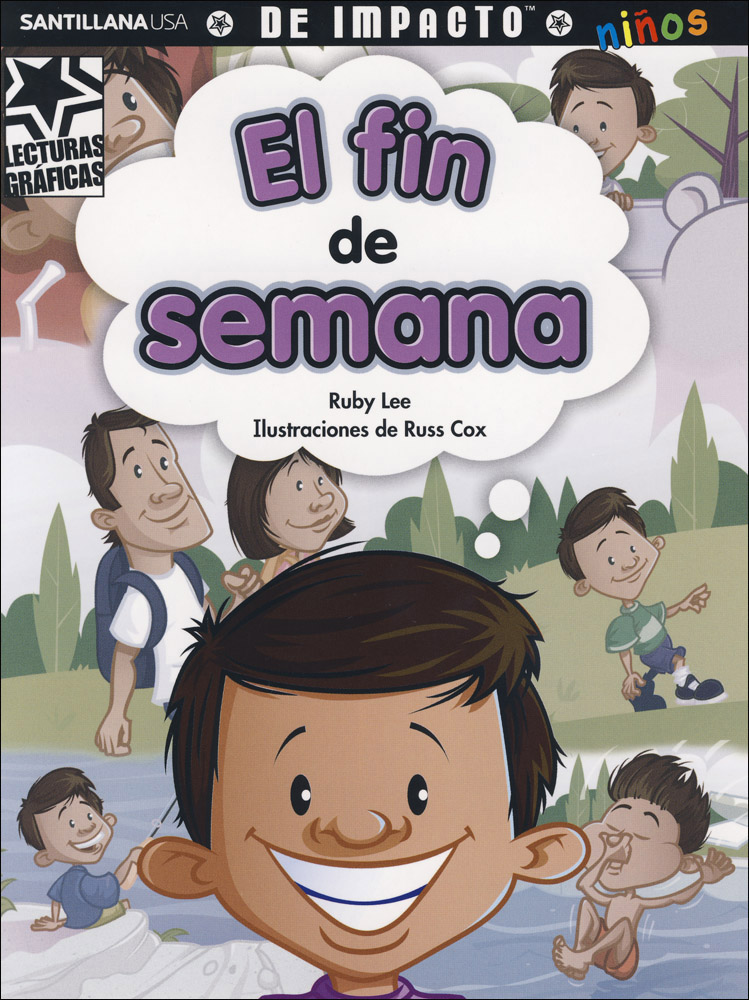 El fin de semana Spanish Graphic Reader