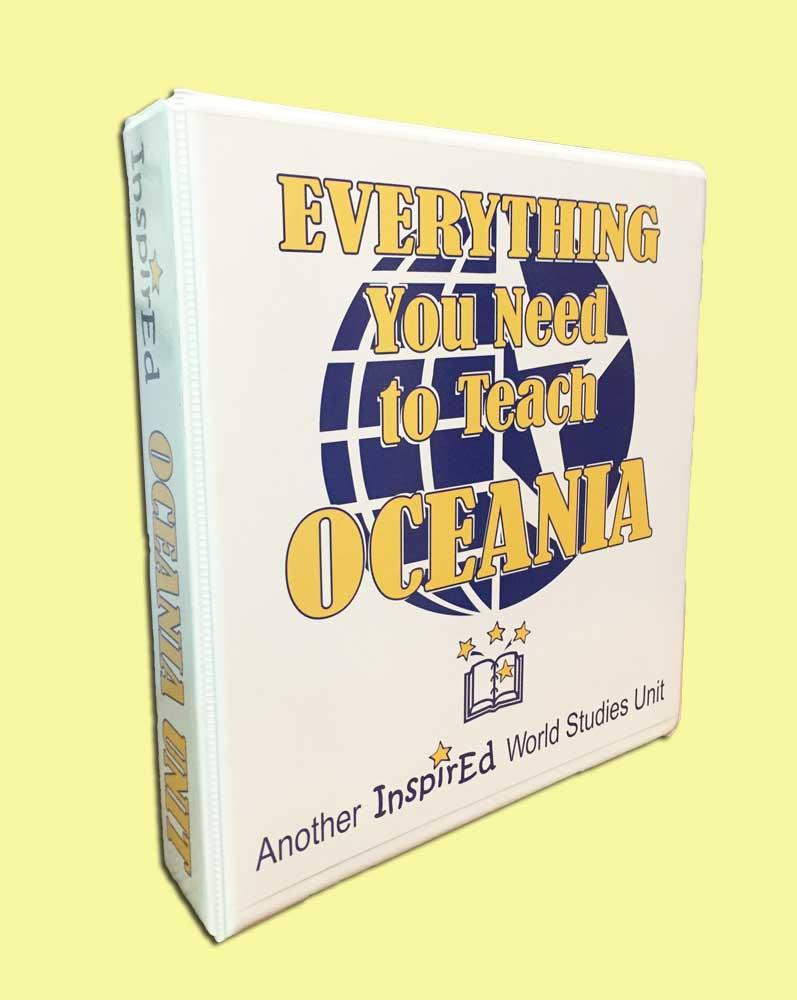 Oceania Teaching Unit