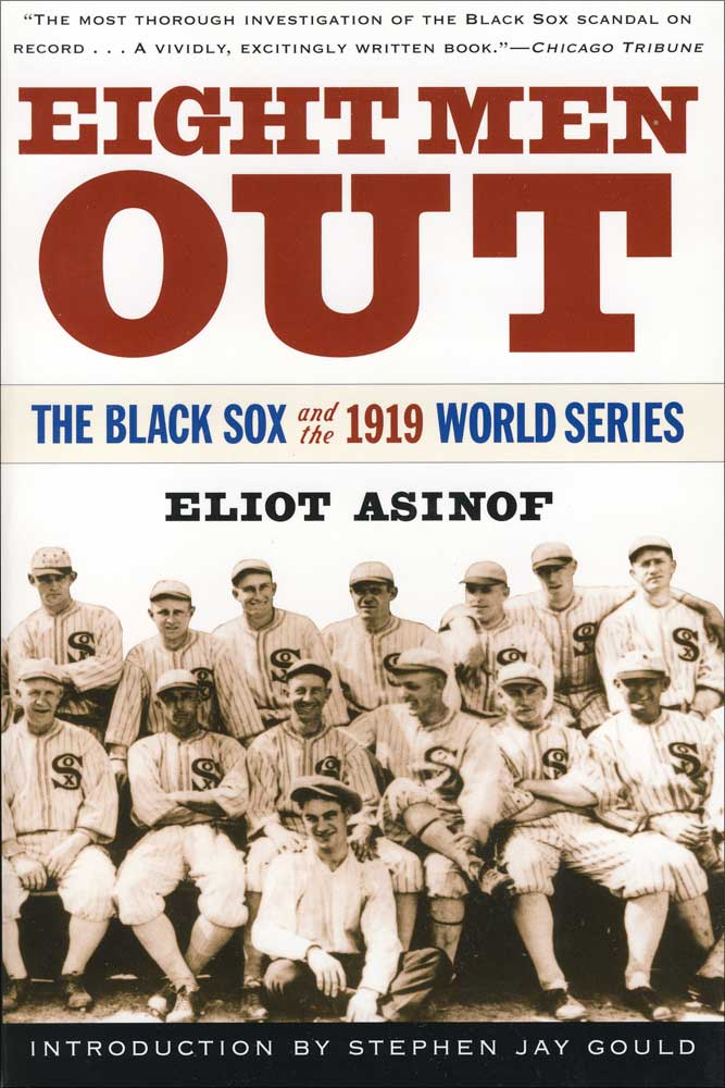 Eight Men Out Novel