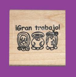 Gran Trabajo Spanish Stamper