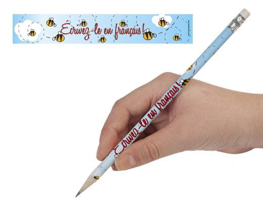 Write It In French Pencils (2013)