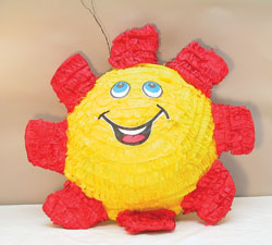 Sunshine Pinata (non-filled)