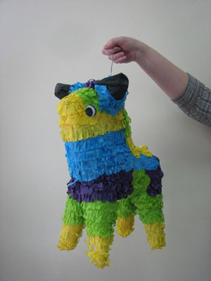 Bull Pinata (non-filled)