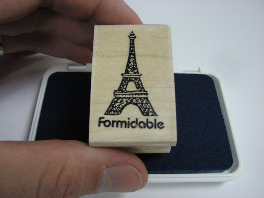 Formidable French Stamper