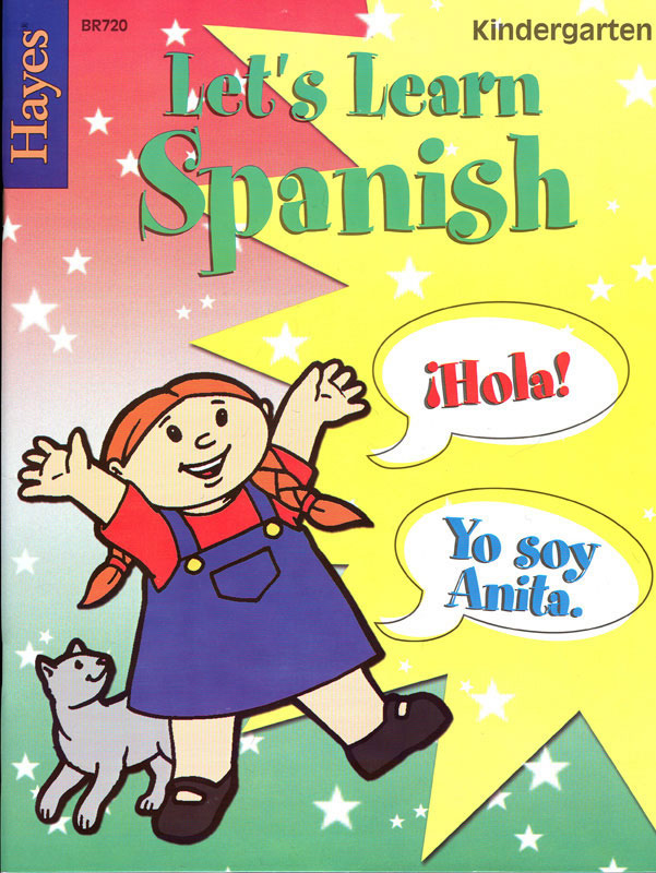 Let's Learn Spanish K–5 Set of 6 Workbooks